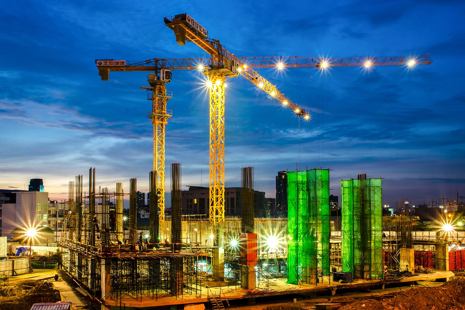 Tips For Commercial Building Maintenance