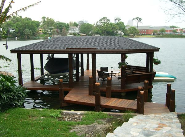 Make a Plan For Your Perfect Boat Dock